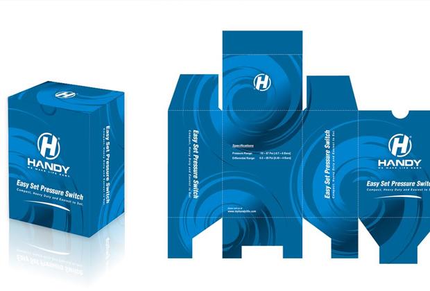 Product box design handy makati