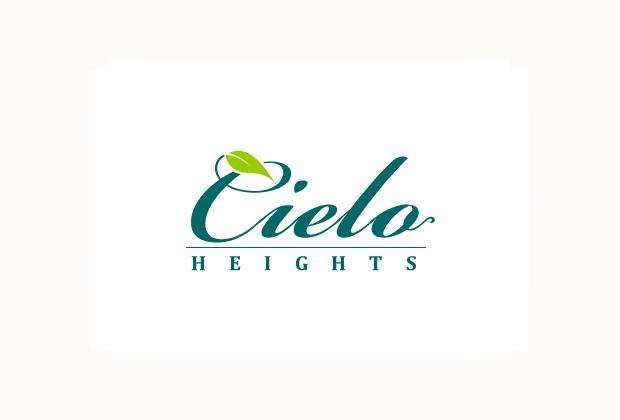 Cielo heights logo design pasay